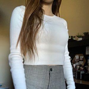 •Brandy Melville plaid pants